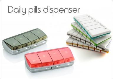 Daily dispensers